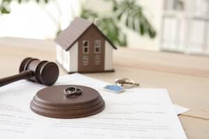Arlington Heights marital property division lawyer