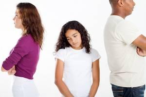 Schaumburg divorce attorney parent child issues