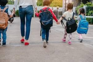 Arlington Heights divorce lawyer back to school